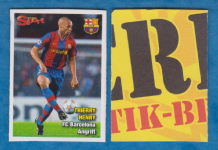 Barcelona Thierry Henry France 1 (S07-08)